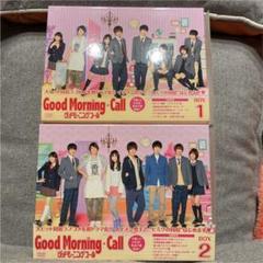 "Thumbnail of ""グッドモーニング・コール DVD-BOX1⭐︎DVD-BOX2"""