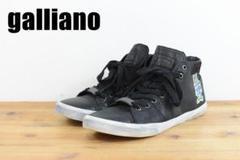 """Thumbnail of """"C5796 Galliano レザー スニーカー ハイカット 41 26センチ"""""""