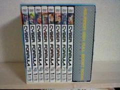 "Thumbnail of ""新世紀GPXサイバーフォーミュラ TVシリーズBOX+OVA  全14巻セット"""