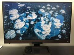 "Thumbnail of ""BENQ EX2780Q 高音質WQHD 144hzゲーミングモニター"""