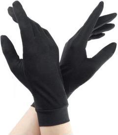 """Thumbnail of """"シルク手袋 レディース 手袋 シルク100% 優しい絹手袋"""""""