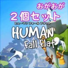 "Thumbnail of ""《Steam》ヒューマン フォール フラット 2個セット"""