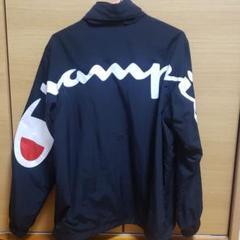 シュプリーム×チャンピオンナイロンジャケット