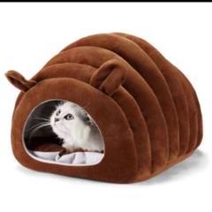 """Thumbnail of """"【新品未使用】PETSHY ペット ベッド 猫犬 クッションドーム型"""""""