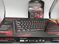 "Thumbnail of ""HyperX Alloy FPS Pro ゲーミングキーボード  赤軸"""
