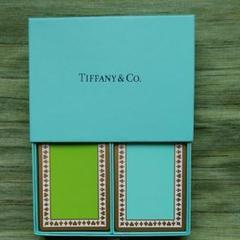 "Thumbnail of ""TIFFANY トランプ"""