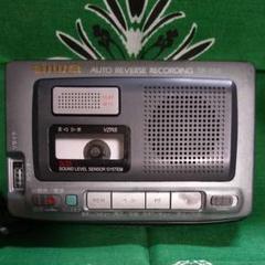 """Thumbnail of """"AIWA カセットテーププレーヤー・カセットテープレコーダー"""""""