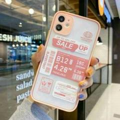 "Thumbnail of ""iPhone12ケース ファッション。磨砂284"""