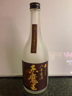 """Thumbnail of """"赤魔王720mlの空瓶"""""""