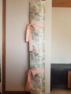 "Thumbnail of ""山田流 お琴カバー【笹】着物帯  ゆたん"""