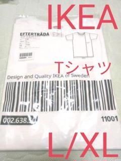 "Thumbnail of ""IKEA TシャツL/XL エフテルトレーダ"""