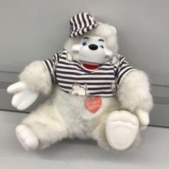 """Thumbnail of """"シロクマ ホッキョクグマ しゃべる おもちゃ 人形 昭和レトロ レトロ"""""""