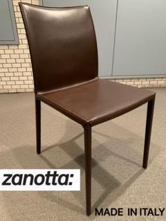 "Thumbnail of ""本革張り/ザノッタ チェア セロベルト・バルビエリ ITALY ZANOTTA"""