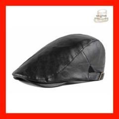 """Thumbnail of """"O ハンチング帽 黒 ハンチング ベレー帽 8m2KC012"""""""