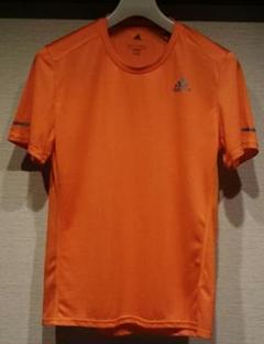 """Thumbnail of """"アディダス  RUNNING  Tシャツ(sizeM)  オレンジ"""""""