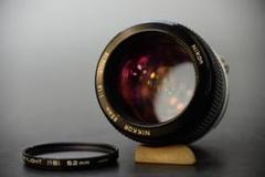 """Thumbnail of """"Nikon ニコン New Nikkor 85mm f1.8 Ai改"""""""
