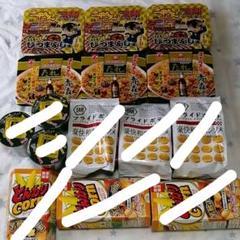 """Thumbnail of """"カップ麺お菓子15点セットまとめ売り、⑤"""""""