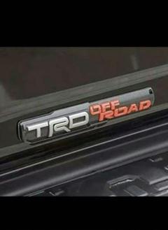 "Thumbnail of ""TRD エンブレム  トヨタ BRO TRD OFFROAD  カスタム 1枚"""