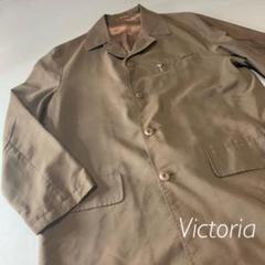 "Thumbnail of ""D921【美品】VICTORIA イタリア製メンズコート Sサイズ"""