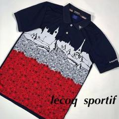 "Thumbnail of ""【ルコックゴルフ】lecoq golfcollection ポロシャツ Mサイズ"""