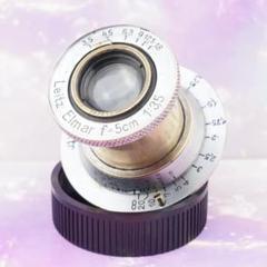 "Thumbnail of ""Leica Elmar 50mm F3.5"""