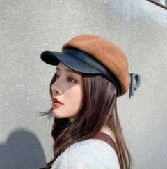 """Thumbnail of """"★大人可愛い★レトロ系◆ベレー帽◆ キャスケット♡帽子PUレザー"""""""