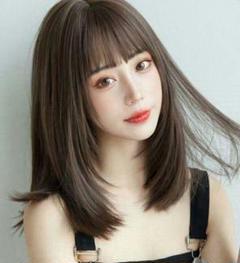 "Thumbnail of ""純粋な天然のかつら,人毛,美しい髪の色,パーマOK,景品を贈る ---"""