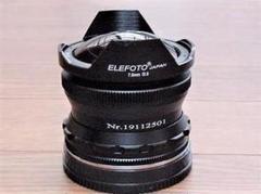 """Thumbnail of """"ELEFOTO APS-C レンズ7.5MM F2.8 ソニーEマウント専用"""""""