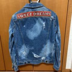 "Thumbnail of ""SAINT LAURENT PARIS SWEET DREAMSデニムジャケット"""
