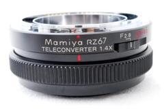 "Thumbnail of ""Mamiya マミヤ RZ67 TELECONVERTER 1.4x テレコン"""