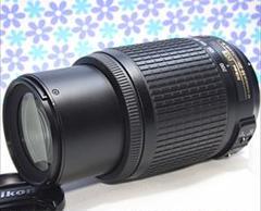 "Thumbnail of ""手振れ補正❤️Nikon AF-S 55-200mm VR❤️人気望遠レンズ❤"""