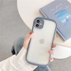"Thumbnail of ""iFace型 透明 人気 iPhone11PRO グレー ケース"""