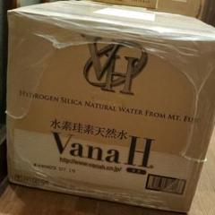 "Thumbnail of ""水素 珪素 天然水 富士山 VanaH 水素水1.9L×6本セット×2箱"""