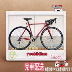 "Thumbnail of ""ロードバイク rockbikes Envy レッド SORA 700C"""