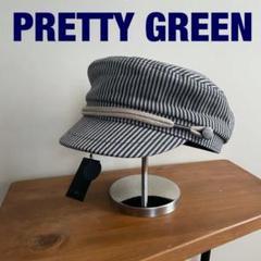 "Thumbnail of ""pretty green  ヒッコリーデニムハット L/XL"""