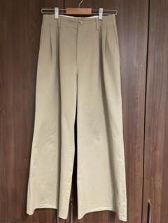 """Thumbnail of """"AURALEE WASHEDFINX CHINO WIDE TUCK PANTS"""""""