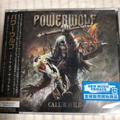 """Thumbnail of """"Powerwolf パワーウルフ CALL OF THE WILD"""""""
