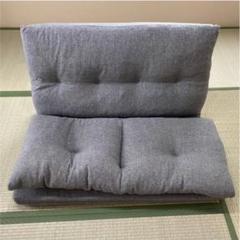 "Thumbnail of ""ニトリ 3way ローソファベッド ソファ マットレス ベッド 座椅子"""