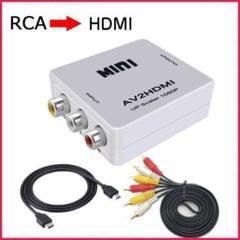 "Thumbnail of ""RCA→HDMI コンバーター コンポジットをHDMI 変換器"""