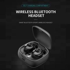 "Thumbnail of ""XG-8 独立型 Bluetoothイヤホン ワイヤレスイヤホン 黒 ●"""