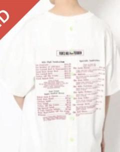 """Thumbnail of """"バッグボタン Tシャツ"""""""