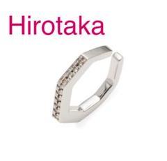 "Thumbnail of ""Hirotaka ヒロタカ K10 ダイヤ イヤーカフ ホワイトゴールド"""