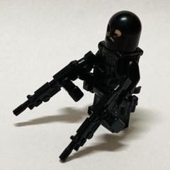 "Thumbnail of ""LEGO レゴ 互換 SWAT 兵士 銃付き C"""