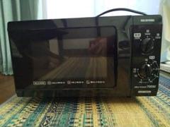 "Thumbnail of ""IRIS 電子レンジ フラットテーブル 家庭用 IMB-F183-5 Black"""