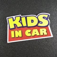 "Thumbnail of ""KIDS IN CARマグネットステッカー チャイルドシートとご一緒に"""