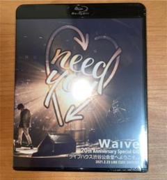 "Thumbnail of ""新品未開封 Waive Blu-ray 「ライブハウス渋谷公会堂へようこそ」"""