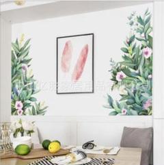 """Thumbnail of """"ウォールステッカー 植物 グリーン アート 北欧 ウォールシール 壁シール"""""""