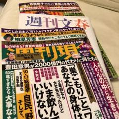 "Thumbnail of ""文春 現代"""