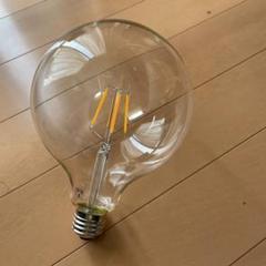 "Thumbnail of ""led 電球 e26 G125 4w 5個セット 調光非対応 電球色"""