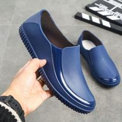 "Thumbnail of ""四季の潮流靴男子レインブーツショートブーツ防水作業靴滑り止めゴム靴"""